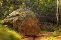 Burbie Canyon (Darren Schiller) Tags: nature rock warrumbungles