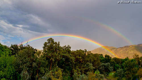 """Double and Supernumerary Rainbow • <a style=""""font-size:0.8em;"""" href=""""http://www.flickr.com/photos/59465790@N04/21822075939/"""" target=""""_blank"""">View on Flickr</a>"""