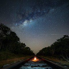 My Way (Valter Patrial) Tags: sky brasil way stars star br campogrande matogrossodosul milkyway inexplore