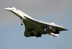 G-BOAE (GH@BHD) Tags: aircraft aviation jet delta concorde ba unionflag britishairways sst airliner sud bac supersonic baw aldergrove bfs aerospatiale speedbird britishaircraftcorporation as belfastinternationalairport gboae concorde102