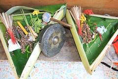 ชาวสะเอียบ จัดพิธีสาบส่ง ลอยสะโตง ส่งเคราะห์ ผู้ว่า-ชลประทานแพร่