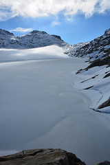 All'Acqua 1'600m - Capanna Piansecco 1982m - Gerenpass 2683m - Ghiacciaio del Chüebodenhorn (Photo by Lele) Tags: del fotografia daniele ghiacciaio 1600m capanna maini chüebodenhorn allacqua piansecco gerenpass 1982m 2683m
