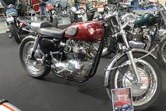TriBsa T120 1952 650cc OHV (Michel 67) Tags: classic vintage motorbike antigua antiguas moto motorcycle ancienne motocicleta motorrad vecchia motocicletta motocyclette clasica vecchie clasicas motociclette motociclete classik automedon motocyklar motocicletti