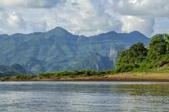 River Landscapes (firstfire53) Tags: cruise river boat asia slow beng laos mekong luang pak prabang xai huay