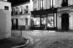 Paris - Montmartre - Rue des Martyrs
