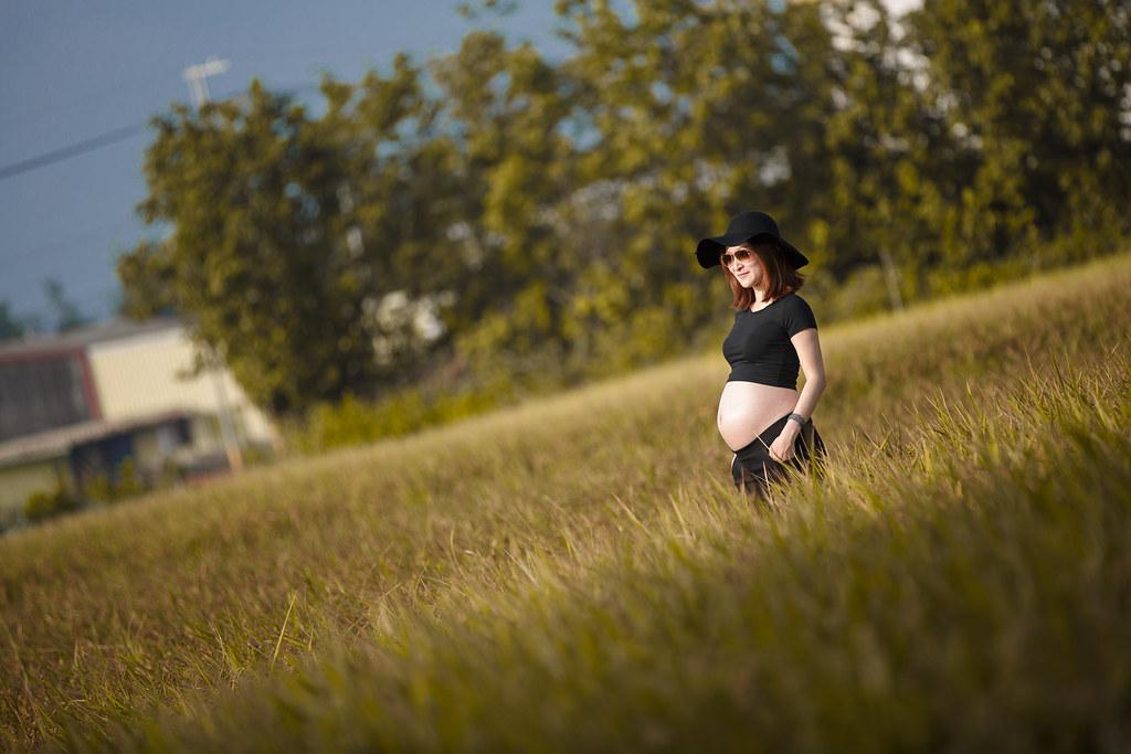 孕婦寫真,孕婦攝影,公園孕婦,稻田孕婦,海邊孕婦,時尚孕婦,Lion&Lys24