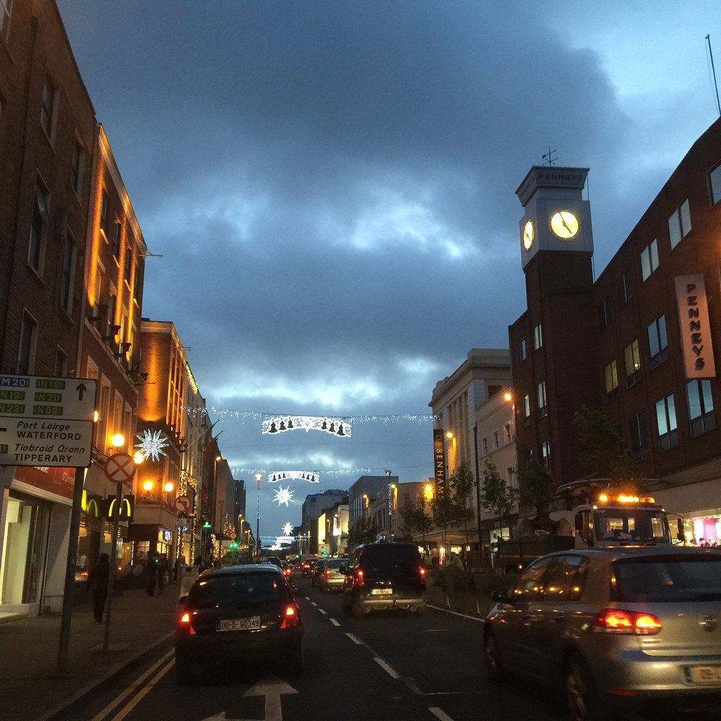 The World's Best Photos Of Limerick And Night