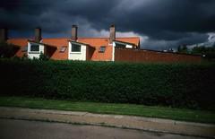 kodachrome | jacobsen (Jörn Schiemann) Tags: architecture denmark housing arne kopenhagen rodovre acobsen