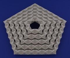 "Extended Pentagonal Rings <a style=""margin-left:10px; font-size:0.8em;"" href=""http://www.flickr.com/photos/94129525@N07/22641458846/"" target=""_blank"">@flickr</a>"