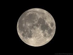 Luna (lucaban87) Tags: sky moon night canon nightshot luna fullmoon 7d nightsky astronomia notte bigmoon vialattea milyway