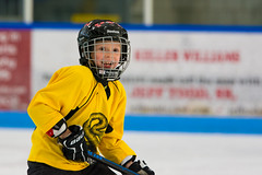 MITE hockey - That FIRST goal! (Detroit Imagery) Tags: sports hockey mite joelopez detroitimagery joelopezphotography