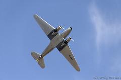 DC 3 (4) (Indavar) Tags: plane airplane airshow chipmunk mustang albatros rand beech at6 radial an2 p51 l39 antonov dc4 dhc1 beech18 t28trojan b378