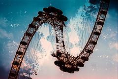 Twisted London Eye