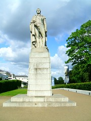Statue of King William 1V at Greenwich. (Bennydorm) Tags: city greatbritain england urban sculpture london statue king greenwich william1v