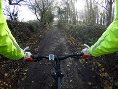 G0013460 (Photopedaler) Tags: bicycle rural pov riding backroads onboard countrylanes gopro cornishcycling