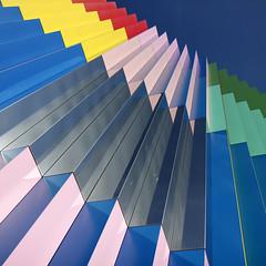 - Mira - (Jacqueline ter Haar) Tags: building facade münchen colours explore colourful mira nordheide einkaufscenter