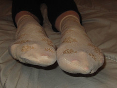 Nylon Socks (sockstargirl) Tags: sexy feet socks dirty sweaty smelly footfetish sexyfeet femalefeet sockfetish