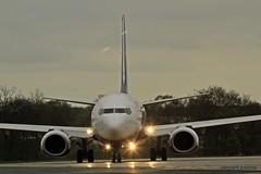 Ryanair EI-EVN  _MG_3827 (M0JRA) Tags: flying airport bradford aircraft leeds planes ryanair eievn