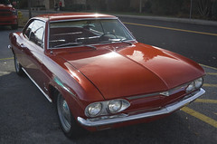 Little red Corvair (Light Orchard) Tags: auto old atlanta classic cars chevrolet car bike vintage automobile antique voiture motorbike chevy american cycle motorcycle restored motor motorbyke corvair byke caffeineoctane bruceschneider 2015lightorchard