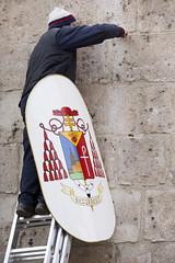 Baslica de la Gran Promesa se prepara para apertura de la Puerta Santa _ 1 (Iglesia en Valladolid) Tags: santuario jubilar granpromesabaslicavalladolidtemplo
