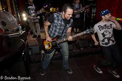 D7K_2215 CC (Braden Bygrave) Tags: show toronto rock drums concert lowlight nikon drum bass guitar flash crowd singer bassist drummer nikonphotography d7100 nikonphoto yn460 nikond7100