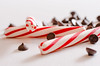 Chocolate Chips and Candy Canes 354/366 (Watermarq Design) Tags: candy peppermint chocolate chocolatechips project366 food dessert