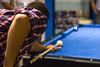 Tiro final (Alvimann) Tags: alvimann canon canon550d canont2i hombre hombres men man game juego jugar playing pool mesa table blue bluish azul azulado taco palo ball balls white blanco negro black