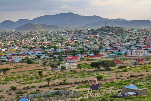 Beautiful Borama