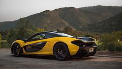 P1 VP4 (DryHeatPanzer) Tags: mclaren p1 vp4 verification prototype motorsports monterey car week 2016 vettura sekai