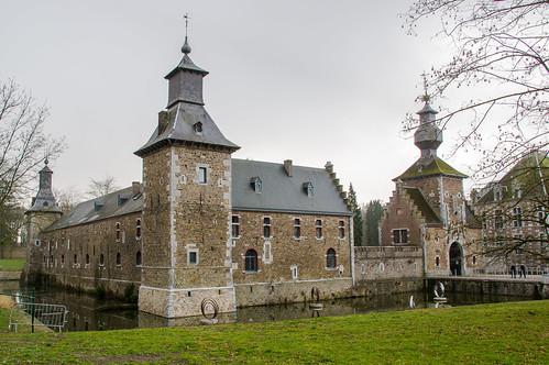 Jehay, kasteel