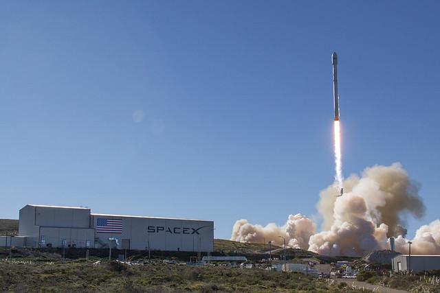 Iridium-1 Launch