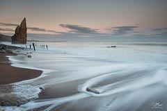 Liddle stack (Steve Clasper) Tags: seaham chemicalbeach northeast coast coastal northern north uk seastack beach posts landscape photography steveclasper