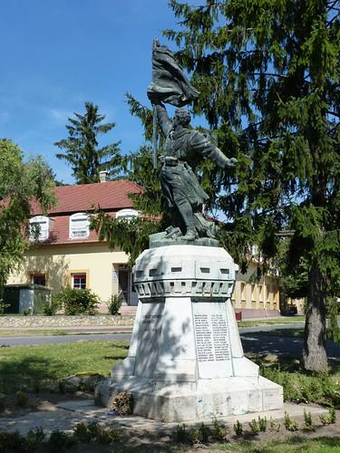 Pécsvárad, I. világháborús emlékmű