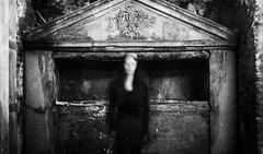(Victoria Yarlikova) Tags: monochrome blackandwhite film longexposure 35mm zenit122 helios retro vintage scan grain darkroom lomo analog pellicola iso100 eerie moody self