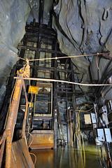 Recette de puits (flallier) Tags: mine mineshaft puits recette cuivre copper colliery industrie industriel