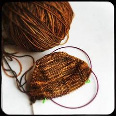 Sokkene Leymus (osloann) Tags: sokker socks wip boxosox strikking knitting tåopp toeup lace leymus ravelry bfl omd