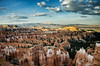 Golden Hour at Sunset Ampitheater (canyons_2013_0737-2) (ronnie.savoie) Tags: brycecanyon brycecanyonnationalpark canyon landscape desert utah