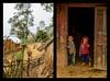_MG_8794 (gaujourfrancoise) Tags: asia asie laos gaujour lifeinvillage viedevillage village ethnic ethnie akha
