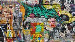 Blender Lane, Melbourne... (colourourcity) Tags: streetartaustralia streetart streetartnow graffiti graffitimelbourne melbournestreetart melbournegraffiti melbourne burncity awesome colourourcity colourourcitymelbourne blender blenderlane darkhorse stencil stencils stencilart history caper capererg erg manofdarkness bailer bale bails acm id