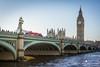 Elizabeth Tower (Jérôme Wyss Photography) Tags: 2016 england london tourism travel uk winter elizabethtower bigben thames tourist cityofwestminster westminster parliament sight landmark iconic clock tower