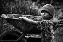 Country boy (2) (-clicking-) Tags: streetphotography streetlife streetportrait portrait faces visage boy country countrylife innocence innocent children childhood childish childlike vietnamesechildren life dailylife blackandwhite blackwhite nocolors monochrome monotone bw vietnam