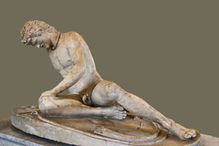 The dying Gaul (Gladiator or Galatian) Capitoline Museums Rome (Lark Ascending) Tags: gaul galatian gladiator dying wounded moustache genitalia sculpture statue rome italy vaticanmuseums plinth marble homoerotic stone capitolinemuseums pubes penis uncut torc