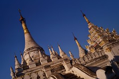 Ava - monastère Maha Aung Mye Bon Zan Kyaung 5