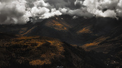 Breakthrough (ZXG_Photography) Tags: wide landscapephotography nikonphotography denver golden light could moody