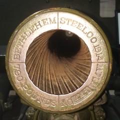 Cannon, Bethlehem Steel (byzantiumbooks) Tags: cannon ordnance