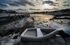 JSM_7674chathamboat2jsm (JayEssEmm) Tags: chatham massachusetts ma cape cod winter snow laowa 12mm jsmcelvery mcelvery