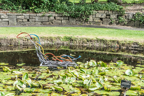 SCULPTURE IN CONTEXT 2015 AT THE NATIONAL BOTANIC GARDENS [UNOFFICIAL PREVIEW] REF-107315
