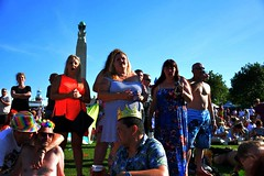 """Plymouth Pride 2015 - Plymouth Hoe -v • <a style=""""font-size:0.8em;"""" href=""""http://www.flickr.com/photos/66700933@N06/20443784389/"""" target=""""_blank"""">View on Flickr</a>"""