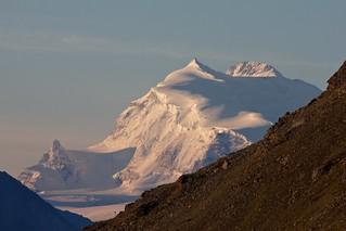 alba sul Rosa (4.637 m)