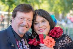 Timo & Anja (Poupetta) Tags: helsinki couple strangers singers finnish timo anja espanlava taljanka